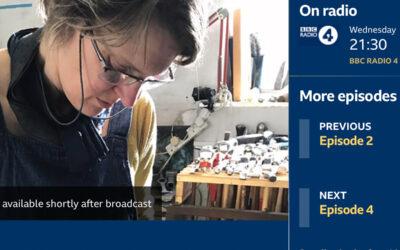 Living National Treasures on BBC Radio 4