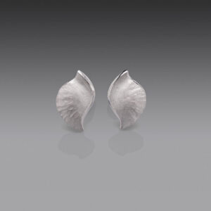 Rauni Higson Conch stud earrings