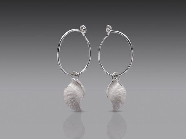 Rauni Higson Conch Hoop earrings
