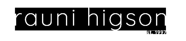 Rauni Higson Logo